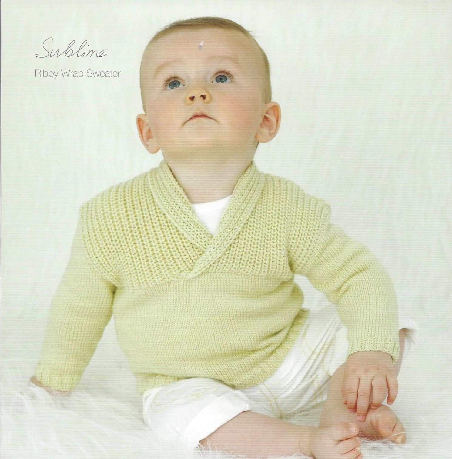 ca476eaa1 616 - The irresistibly Sublime baby 4 ply book
